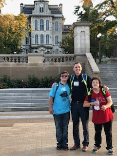 Project F.O.C.U.S students from UNLV traveled to Syracuse, NY for SOTA 2018.